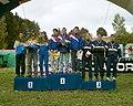 Stupně vítězů MČR 2002 v OB štafet - dorostenci.jpg