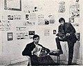 Sture Hegerfors och Bo Karlsson 1965.jpg