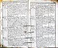 Subačiaus RKB 1832-1838 krikšto metrikų knyga 029.jpg