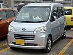 Subaru LUCRA L (DBA-L455F) front.jpg