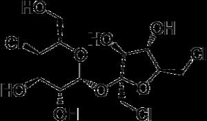 Sucralose - Image: Sucralose 2