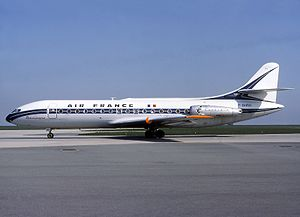 Sud SE-210 Caravelle III, Air France AN0926334.jpg