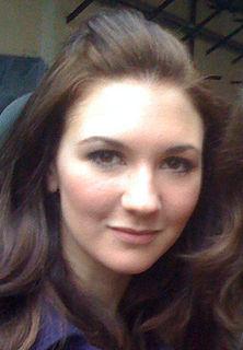 Summer Strallen British actress