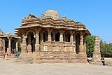 Sun Temple, Modhera - Sabha Mandap 02.jpg