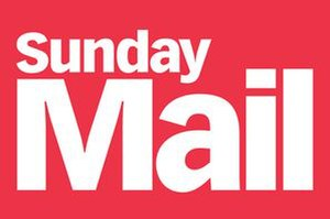Sunday Mail (Scotland) - Image: Sunday Mail logo