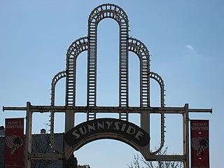 Sunnyside, Queens Neighborhood of Queens in New York City