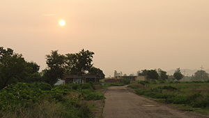Gurdaspur district - Sunrising in Tharial