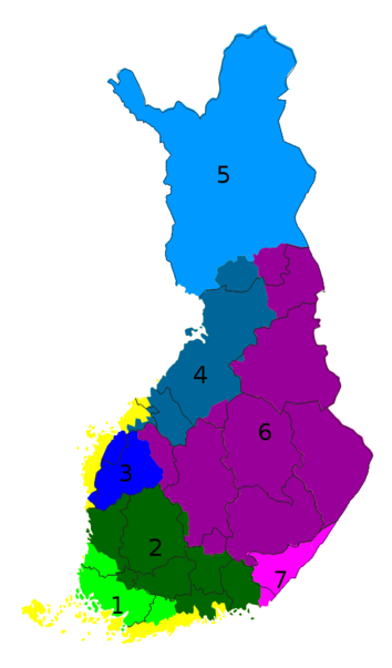Suomen murteet