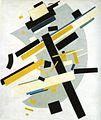 Suprematism. (Supremus -58. Yellow and Black).jpg