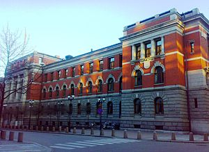 Supreme Court of Norway - The Supreme Court building in Oslo
