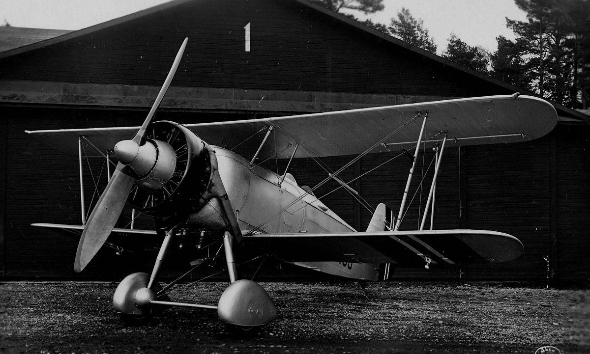 Svenska Aero Jaktfalken Wikipedia