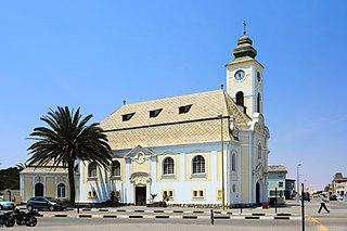 Religion in Namibia