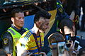 Sweden national under-21 football team, Euro 2015 celebration, players 09.JPG