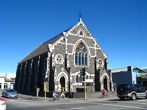 Sydenham Heritage Church - The church in 2008