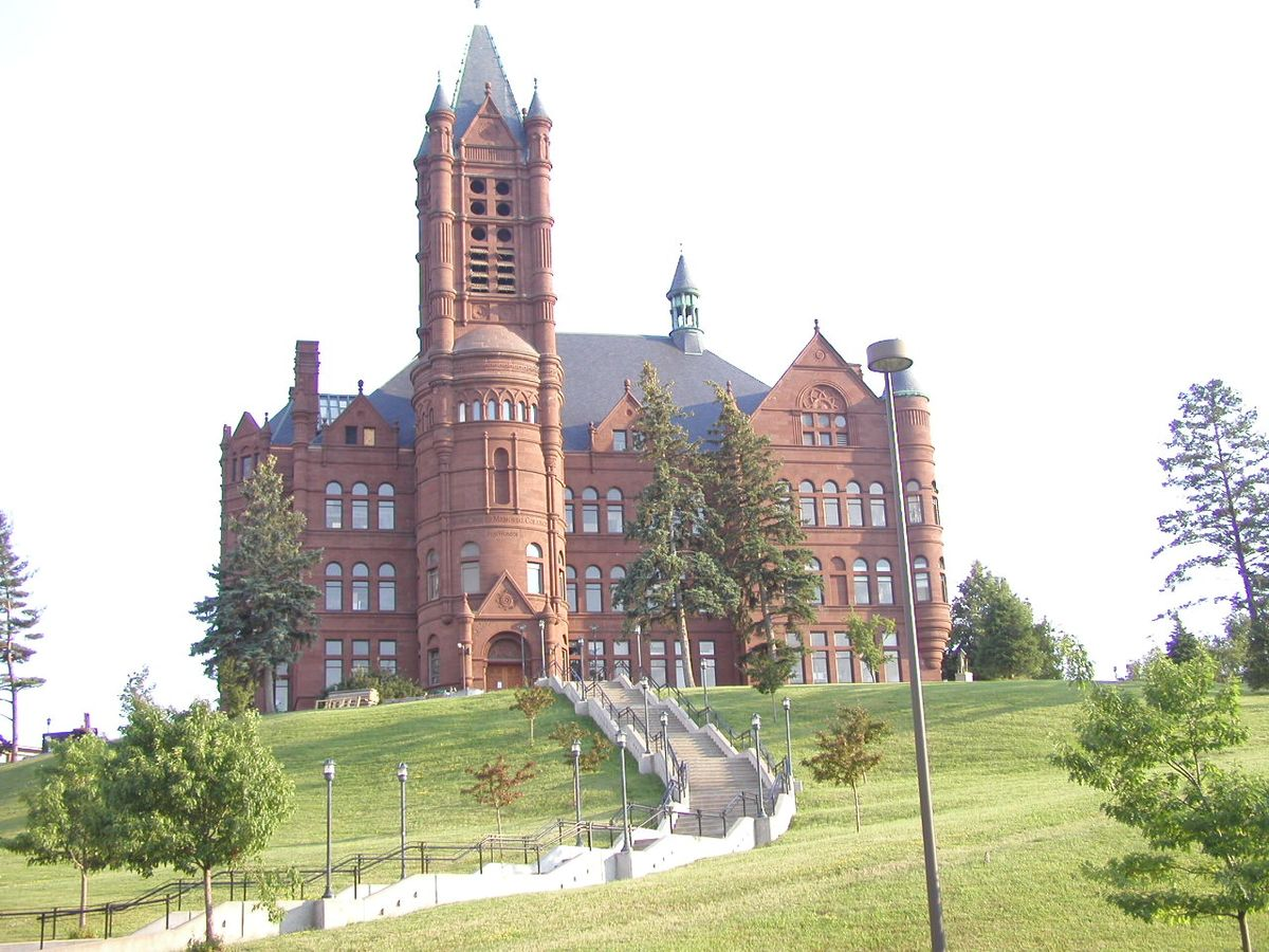 an observation of the environment at syracuse university Today, the state university of new york college of environmental science and forestry, or suny-esf, is a doctoral degree-granting institution based in syracuse, new york, with facilities and forest properties in several additional locations in upstate new york and costa rica it commemorated its centennial anniversary in 2011.