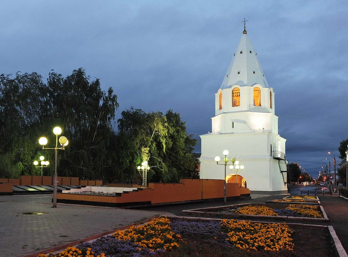 Sights of Syzran: names, description and photos 91