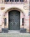 Tür im Erzbischöflichen Ordinariat an der Herrenstraße in Freiburg.jpg