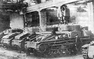 T-28 - Production of the T-28