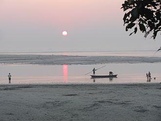 Jalpaiguri - Teesta River Bay in Jalpaiguri