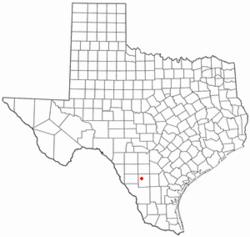 Cotulla Texas Map Cotulla, Texas   Wikipedia