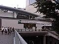 Tachikawa Station South Exit 20090830.jpg