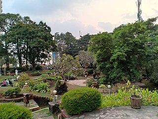 Tagore Park Place in Karnataka, India