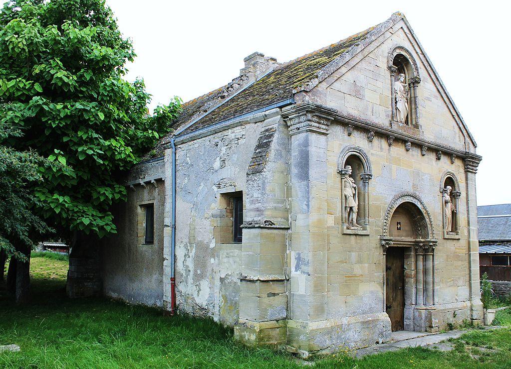 Tailleville chapelle.jpg