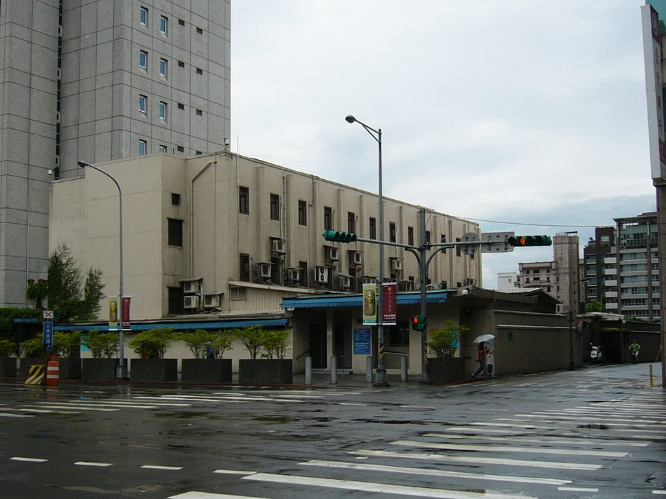Taipei Office, American Institute in Taiwan 20110625