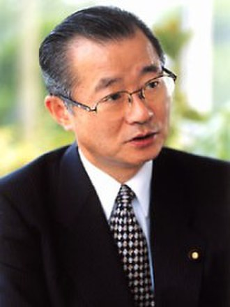 Minister of Education, Culture, Sports, Science and Technology - Image: Takeo Kawamura