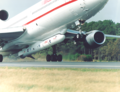 Takeoff of the L-1011 with Pegasus carrying SAC-B and HETE.png