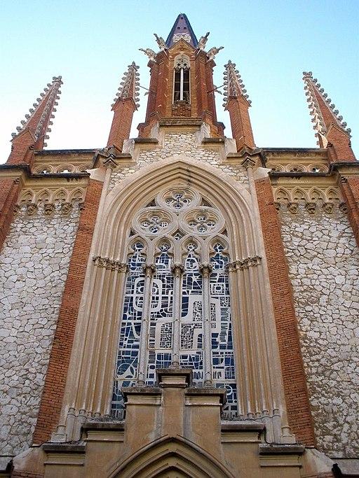 Tarragona - Convento Carmelitas 4