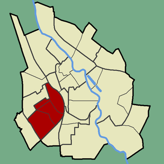 Neighbourhood of Tartu in Tartu County, Estonia