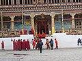 Tashichho Dzong Fortress in Thimphu during LGFC - Bhutan 2019 (77).jpg