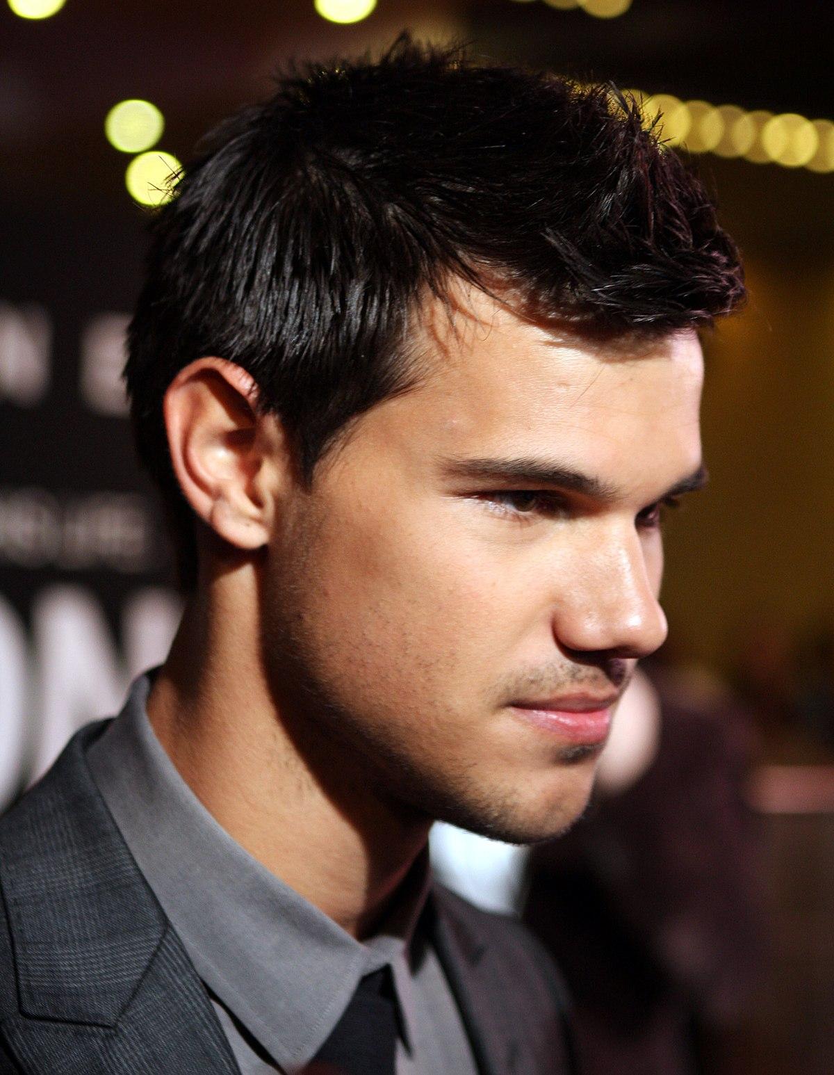 Taylor Lautner - Wikipedija, prosta enciklopedija Taylor Lautner