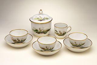 Pinxton Porcelain