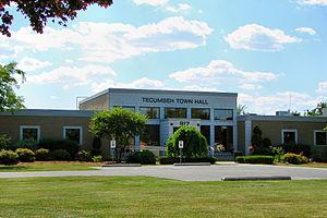 Tecumseh, Ontario - Tecumseh Town Hall