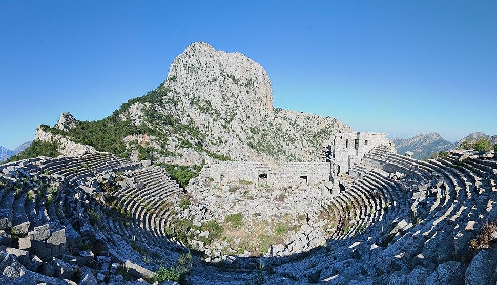 Termessos - Theater
