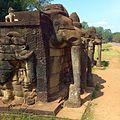 Terrace of the Elephants, Angkor Thom, Cambodia - panoramio (5).jpg