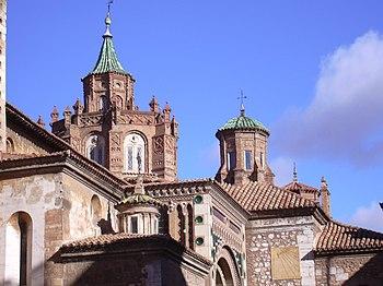 Teruel - Cimborrio de la catedral.JPG