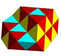 Tetrahedral-octahedral honeycomb2.png