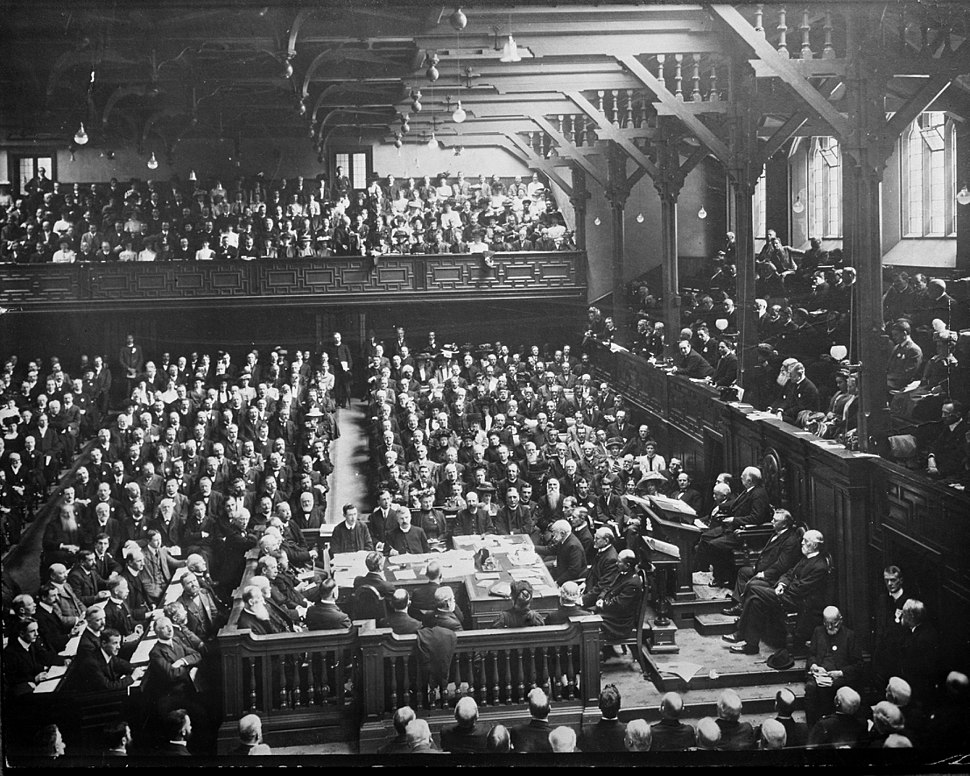 The 1910 World Missionary Conference,the Edinburgh Missionary Conference