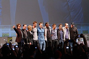 the avengers film 2012 � wikipedia