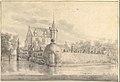 The Castle Meerdevoort, near Dordrecht MET DP820047.jpg