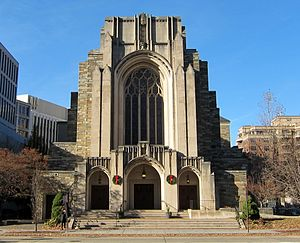 The First Baptist Church of the City of Washington, D.C. - Image: The First Baptist Church of the City of Washington, D.C
