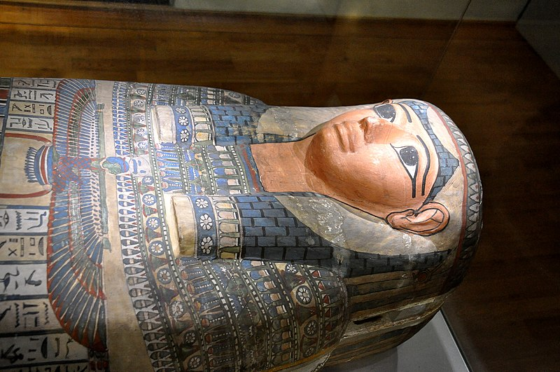 File:The Lady Shepenhor, the Hunterian Museum, Glasgow University..JPG
