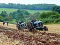 The Lea Show ploughing competition, 2009 4 - geograph.org.uk - 1468822.jpg
