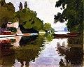 The Marne at Chennevières Albert Marquet (1913).jpg