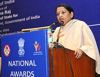 Krishna Raj Indian politician