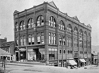 Canonsburg Opera House disaster