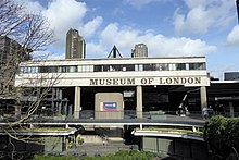 The Museum of London Building in 2019.jpg